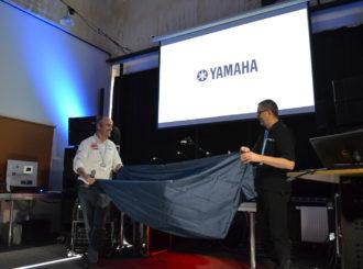 Obrázek č.2 article Yamaha Rivage PM10 byla slavnostně uvedena na trh