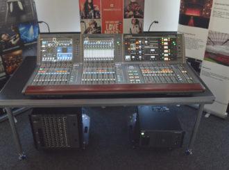 Obrázek č.2 article Yamaha Rivage PM10 – jeden z prvních kusů v evropě dorazil do MusicData