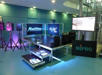 Obrázek č.3 article Prezentace MIPRO a Nivtec na mezinárodním kongresu AEROBICMANIA