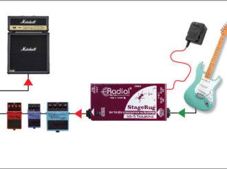 Obrázek č.3 article Radial StageBug SB-15