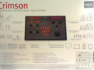 Obrázek č.3 article SPL Crimson - špičková zvuková karta již skladem