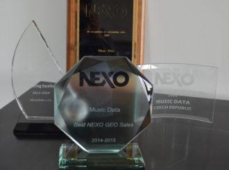 "Obrázek č.4 article Nexo ocenilo Musicdata jako ""best Nexo Geo sales"""