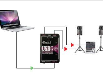 Obrázek č.4 article Radial USB Pro
