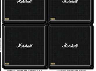 Obrázek č.5 article Marshall 2555X Jubilee exkluzivně v Musicdata
