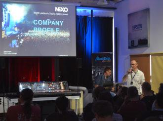 Obrázek č.5 article NEXO Day odhalil nový DTD Digital TD Controller a DTDAMP