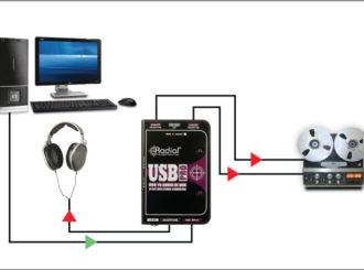 Obrázek č.5 article Radial USB Pro