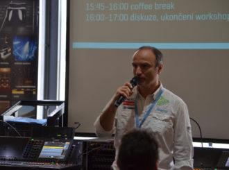 Obrázek č.5 article Yamaha workshop je za námi