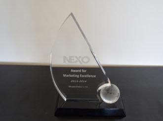 "Obrázek č.6 article Nexo ocenilo Musicdata jako ""best Nexo Geo sales"""
