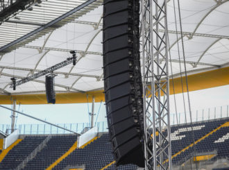Obrázek č.6 article We Are Filling the Stadium - HK Audio