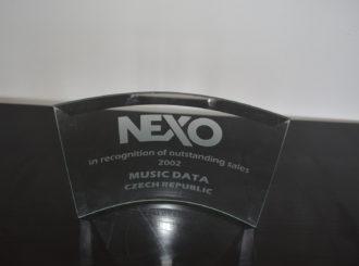 "Obrázek č.7 article Nexo ocenilo Musicdata jako ""best Nexo Geo sales"""