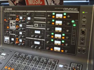 Obrázek č.7 article Yamaha Rivage PM10 – jeden z prvních kusů v evropě dorazil do MusicData