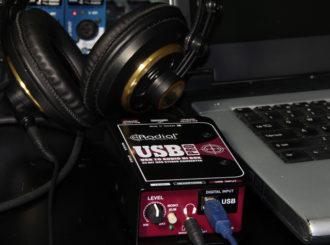 Obrázek č.8 article Radial USB Pro