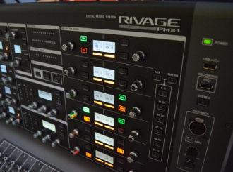 Obrázek č.8 article Yamaha Rivage PM10 – jeden z prvních kusů v evropě dorazil do MusicData