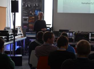 Obrázek č.8 article Yamaha workshop je za námi