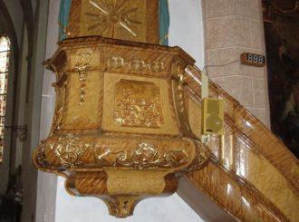 Obrázek č.1 reference Kostel sv. Mikuláše ve Velkém Meziříčí