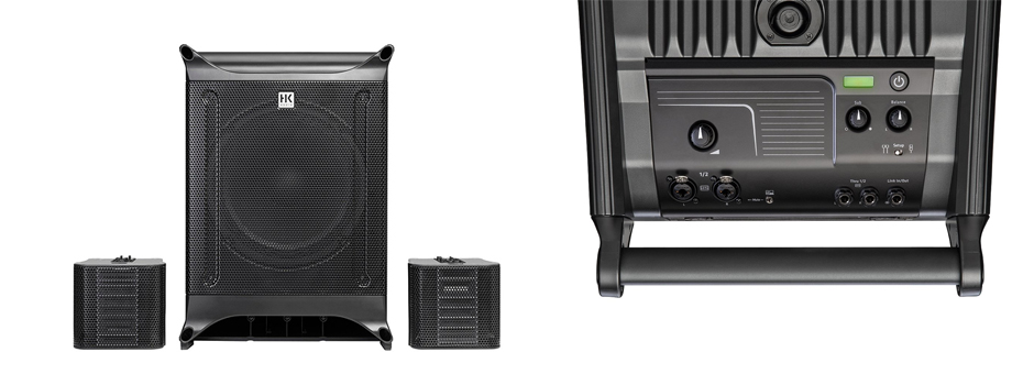 NAMM 2017 odhaluje první novinku Lucas Nano 602 od HK Audio