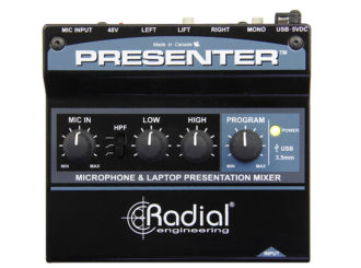 Obrázek č.1 article Radial Presenter