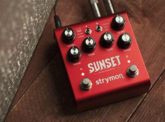 Obrázek č.1 article Strymon Sunset Dual Overdrive již brzy v našem e-shopu