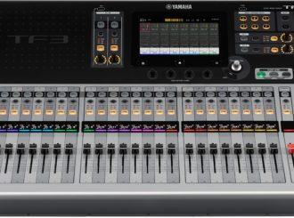 Obrázek č.5 article Automatický mixážní systém Dugan nově v pultech Yamaha řady TF