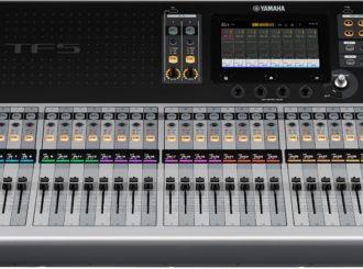 Obrázek č.6 article Automatický mixážní systém Dugan nově v pultech Yamaha řady TF
