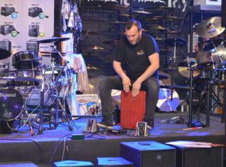 Obrázek č.2 article Roland V-Drums Workshop (Mariusz Mocarski)