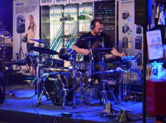 Obrázek č.1 article Roland V-Drums Workshop (Mariusz Mocarski)