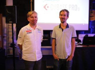 Obrázek č.8 article Workshop Steinberg Cubase Pro 9 (přednášející Roland Kánik)