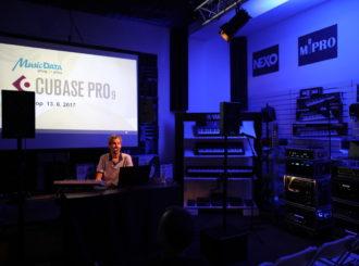 Obrázek č.6 article Workshop Steinberg Cubase Pro 9 (přednášející Roland Kánik)