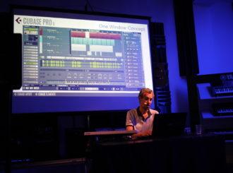 Obrázek č.5 article Workshop Steinberg Cubase Pro 9 (přednášející Roland Kánik)