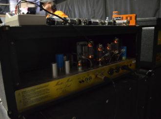 Obrázek č.3 article Jak jsme přelampovali kytarové zesilovače skupině Kabát a jak může pomoci přelampování Vám