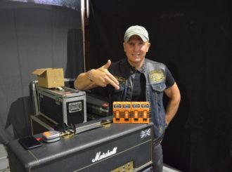 Obrázek č.5 article Jak jsme přelampovali kytarové zesilovače skupině Kabát a jak může pomoci přelampování Vám