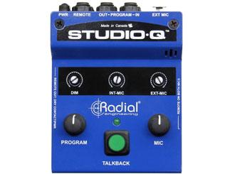 Radial Studio Q