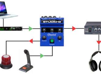 Obrázek č.5 article Radial Studio Q
