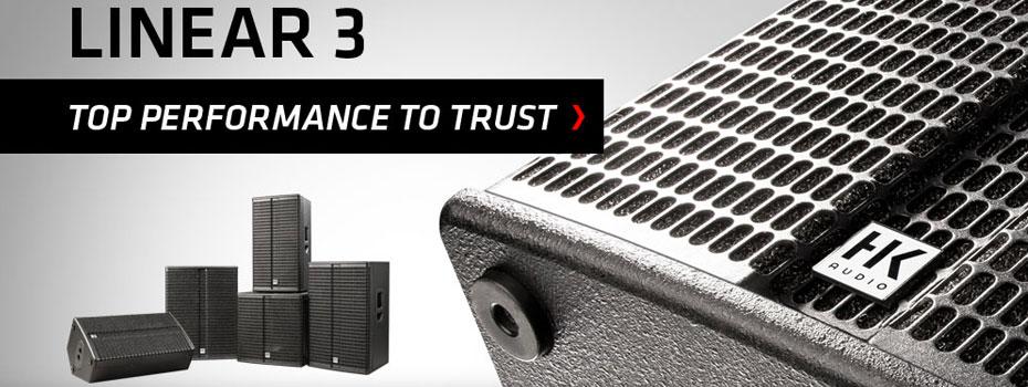 HK Audio Linear 3 již nyní dostupný na našem e-shopu