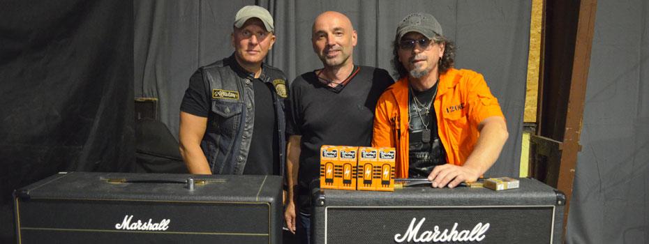 Jak jsme přelampovali kytarové zesilovače skupině Kabát a jak může pomoci přelampování Vám
