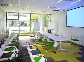 Dokončili jsme unikátní řešení zasedacích místností pro IBM