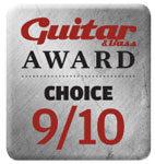 Victory Sheriff 22 - Guitar Award