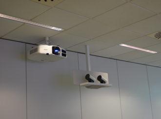 Obrázek č.2 reference IBM Brno – redesign zasedacích místností
