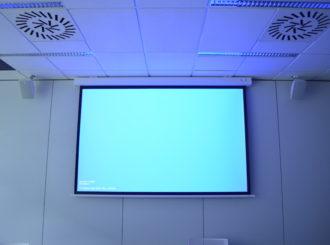 Obrázek č.3 article Dokončili jsme unikátní řešení zasedacích místností pro IBM