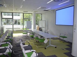 Obrázek č.1 article Dokončili jsme unikátní řešení zasedacích místností pro IBM