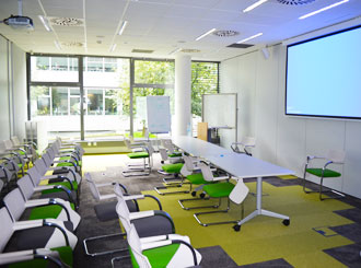 IBM Brno – redesign zasedacích místností