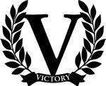 Logo značky Victory Amps