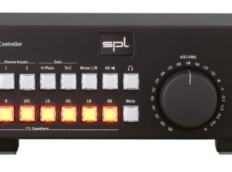 SPL SMC 7.1 - Surround Monitor Controller