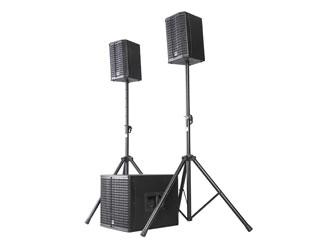 HK Audio LUCAS 2K – nový nekompromisní aktivní PA systém pro mobilní DJs