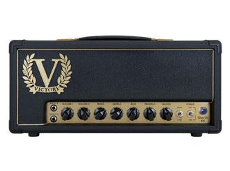 Kytarové zesilovače Victory Amps nově v našem sortimentu
