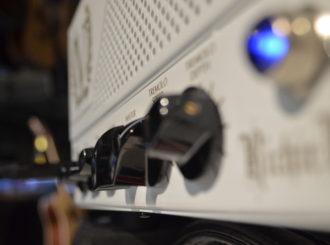 Obrázek č.5 article Jak si v testu vedl zesilovač Victory Amplifiers RK50?