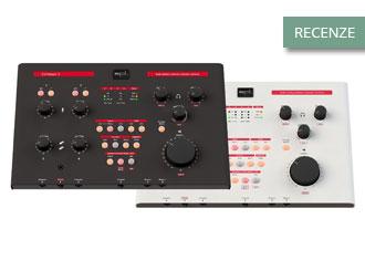 Recenze zvukové karty SPL Crimson 3
