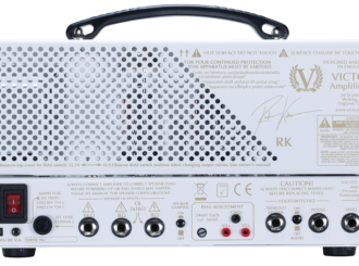 Obrázek č.2 article Jak si v testu vedl zesilovač Victory Amplifiers RK50?