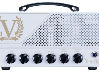 Obrázek č.1 article Jak si v testu vedl zesilovač Victory Amplifiers RK50?