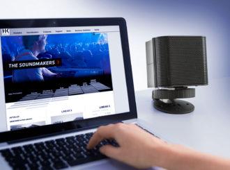 Obrázek č.6 article Nová generace aktivních ozvučovacích systémů HK Audio Lucas LUCAS NANO